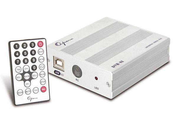 DVB-S USB-Empfänger Opera - Produktbild 1