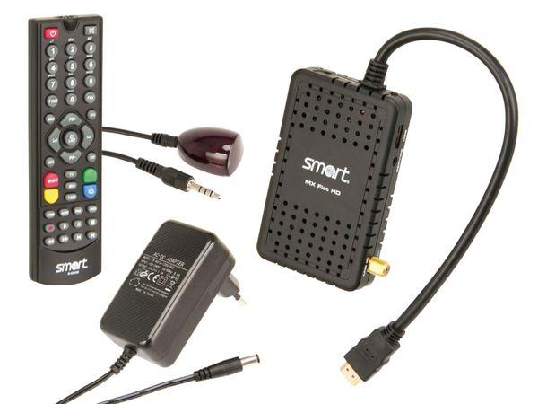 SAT HDTV-Receiver SMART MX FLAT HD - Produktbild 1