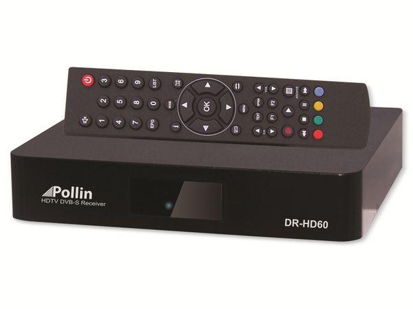SAT HDTV-Receiver DR-HD60 - Produktbild 1