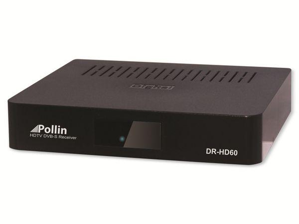 SAT HDTV-Receiver DR-HD60 - Produktbild 2