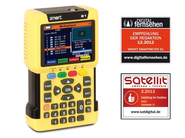 SAT-Messgerät SMARTMETER S1 - Produktbild 1