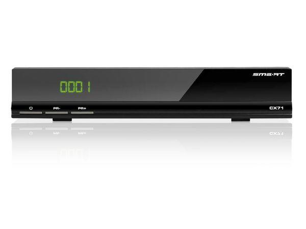 DVB-C HDTV-Receiver SMART CX71 - Produktbild 1