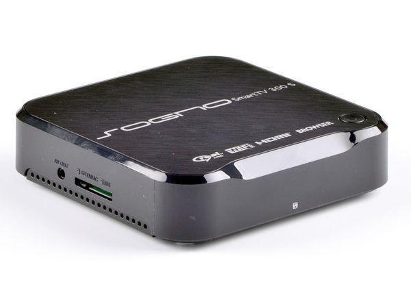 DVB-S HDTV Android TV-Box SOGNO smartTV 300S - Produktbild 1