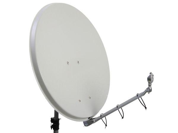 SAT-Antenne New GoldEdition DishAlu, weiß, 75 cm - Produktbild 1
