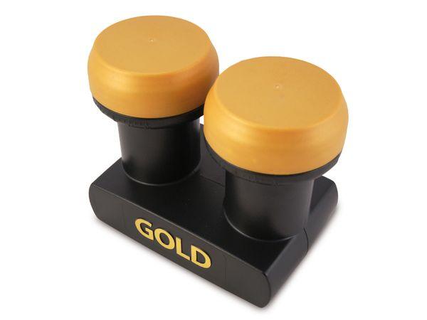 Single-Monoblock-LNB MICRO New GoldEdition