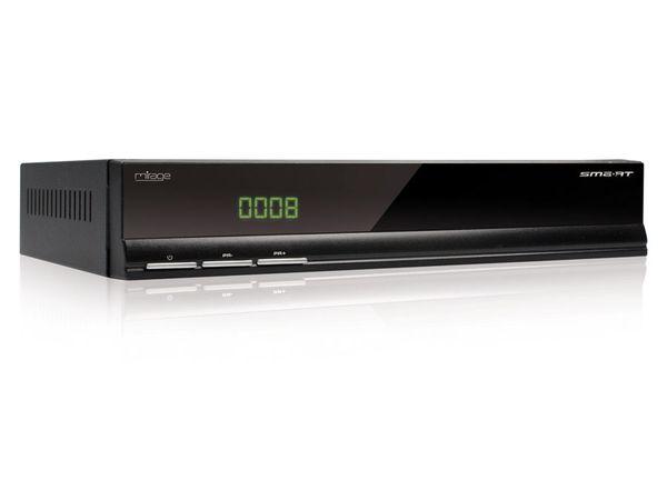 SAT HDTV-Receiver mit smartSTREAM2.0 SMART CX06 MIRAGE - Produktbild 1