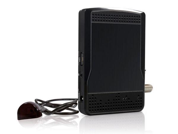 SAT HDTV-Receiver SMART CX FLAT HD - Produktbild 1