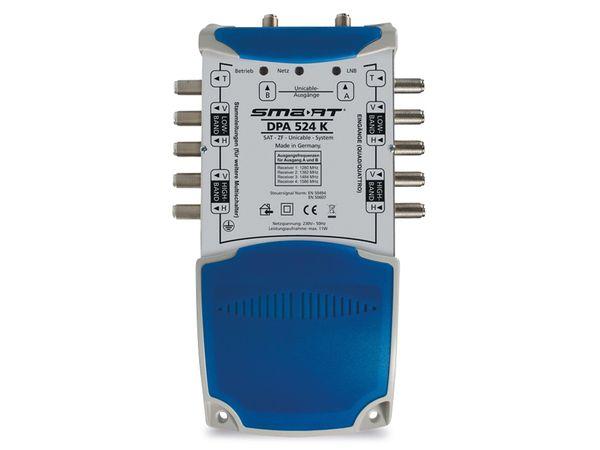 Unicable Multischalter-Kaskade SMART DPA524K