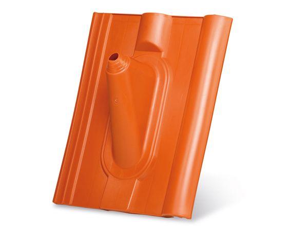 Kunststoff-Dachdurchführung