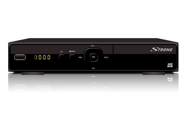 SAT HDTV-Receiver mit Mediaplayer STRONG SRT 7004 - Produktbild 1