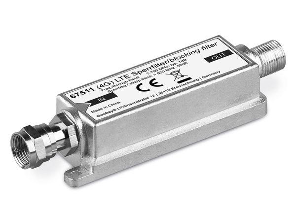 LTE(4G)-Sperrfilter GOOBAY, für DVB-T