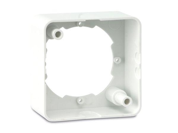 Aufputzrahmen, weiß - Produktbild 2