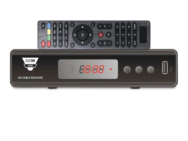 DVB-C HDTV-Receiver OPTICUM HD C200 - Produktbild 1