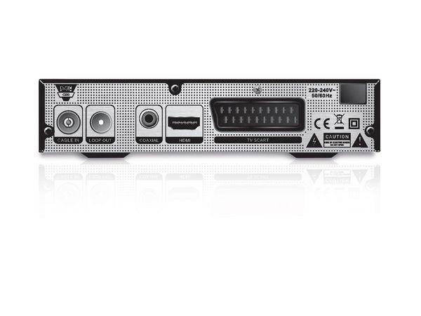 DVB-C HDTV-Receiver RED OPTICUM HD C200 - Produktbild 3
