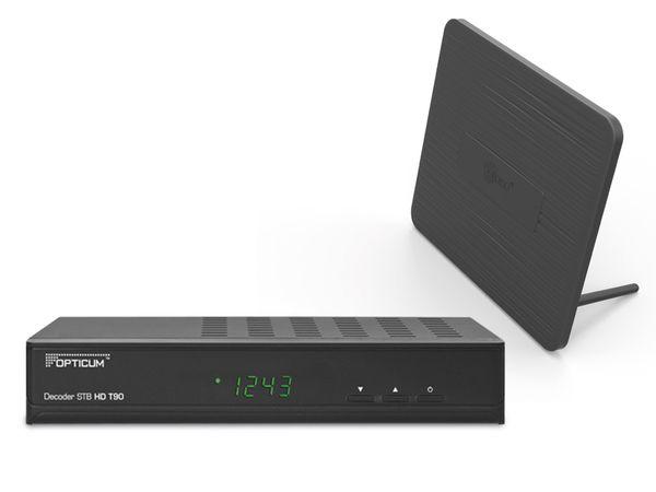 DVB-T HDTV-Receiver-Set OPTICUM/GLOBO - Produktbild 1