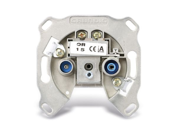 Antennendose GRUNDIG/GSS OR15, 1/15 dB - Produktbild 1