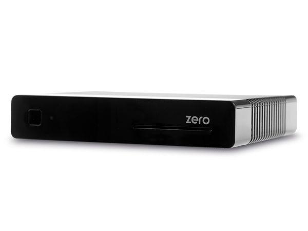 DVB-S HDTV-Receiver VU+ ZERO, Linux, schwarz - Produktbild 1