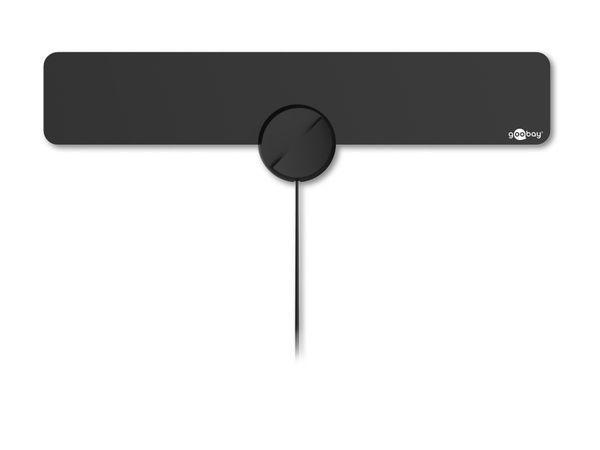 DVB-T Zimmerantenne GOOBAY, schwarz - Produktbild 2