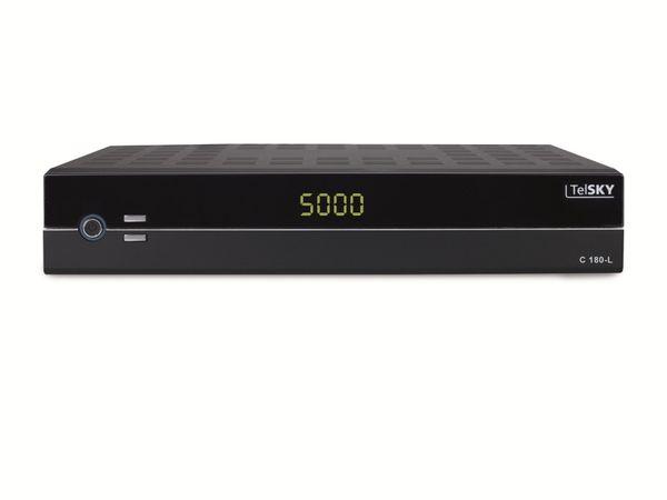 DVB-C Receiver TelSKY C 180-L - Produktbild 1