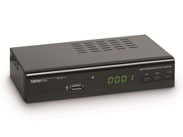 DVB-C Receiver NEWLINE HD 22C - Produktbild 1
