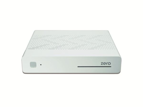 DVB-S HDTV-Receiver VU+ ZERO, Linux, weiß - Produktbild 1