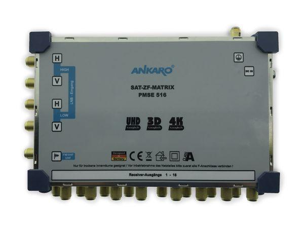 SAT-Multischalter ANKARO PMSE516, 5/16