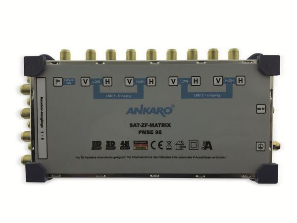 SAT-Multischalter ANKARO PMSE98, 9/8