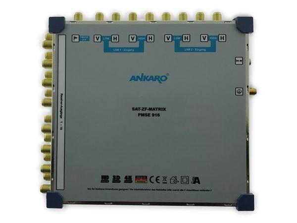 SAT-Multischalter ANKARO PMSE916, 9/16 - Produktbild 1