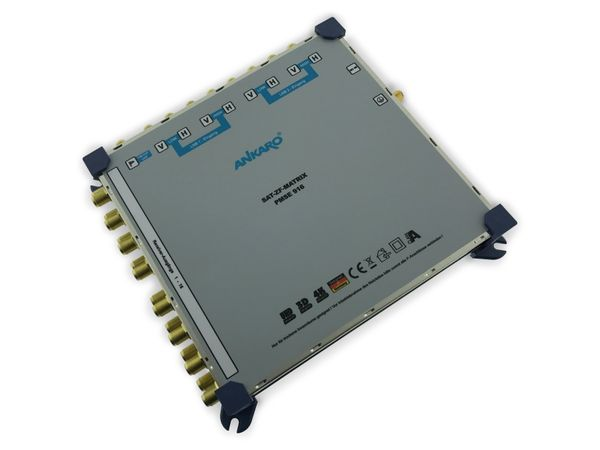 SAT-Multischalter ANKARO PMSE916, 9/16 - Produktbild 2