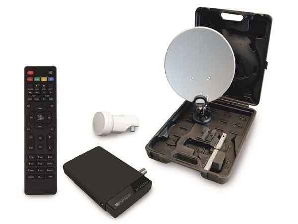 Digitales HDTV Camping-Komplettpaket OPTICUM