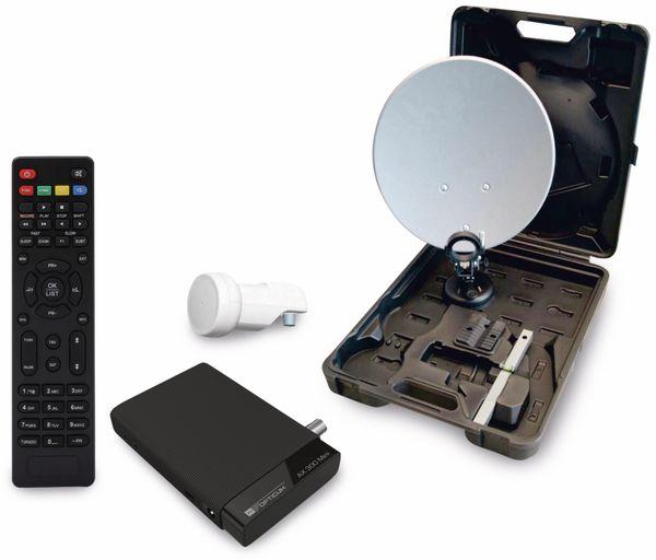 Digitales HDTV Camping-Komplettpaket RED OPTICUM
