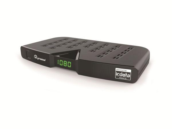 DVB-T2 HD-Receiver SKYMASTER DTR5000, Irdeto - Produktbild 1