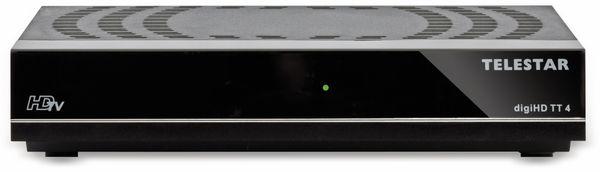 DVB-T2 HDTV-Receiver TELESTAR digiHD TT4 - Produktbild 1