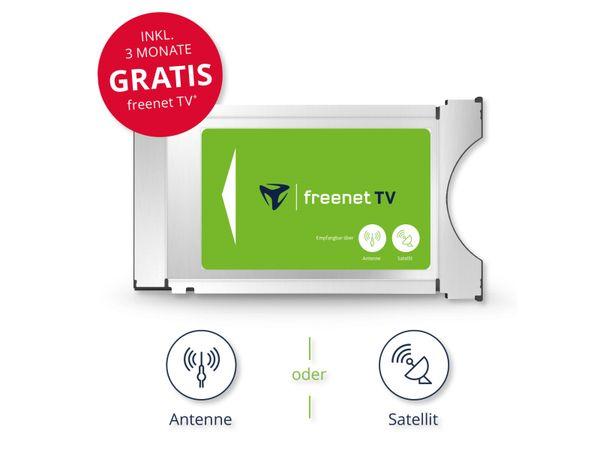freenet TV CI+ Modul, DVB-S/S2, DVB-T2 - Produktbild 1