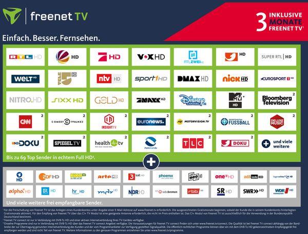 freenet TV CI+ Modul, DVB-T2, 3 Monate - Produktbild 2