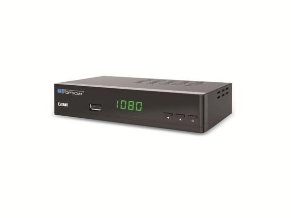 DVB-T2 HDTV-Receiver OPTICUM T90 HEVC