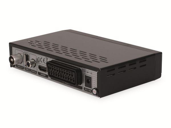 DVB-C HDTV-Receiver RED OPTICUM AX C100 HD, schwarz - Produktbild 5