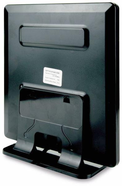 DVB-T/T2 Antenne RED OPTICUM Smart HD 550 - Produktbild 2