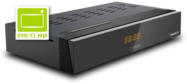 DVB-T2 HDTV Irdeto Receiver DYON Liberty, freenet TV, H.265 HEVC