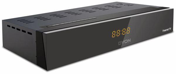 DVB-T2 HDTV Irdeto Receiver DYON Liberty, freenet TV, H.265 HEVC - Produktbild 3