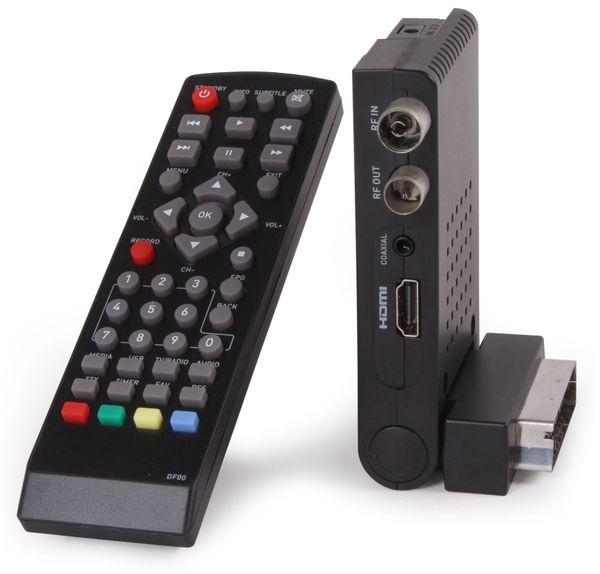 DVB-T2 HDTV-Receiver RED OPTICUM HD AX Lion Air 2, PVR - Produktbild 2