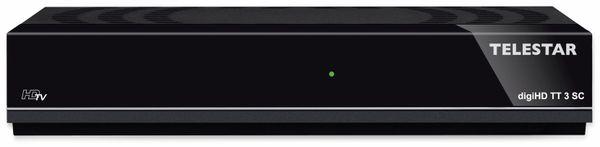 DVB-T2 HDTV-Receiver TELESTAR digiHD TT 3 SC - Produktbild 1