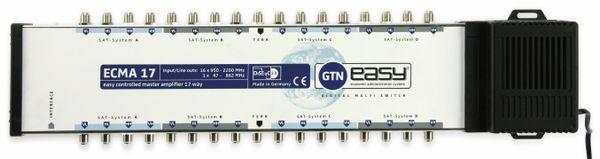 Kaskaden-Verstärker GTN easy ECMA 17, Master, 17-fach - Produktbild 2