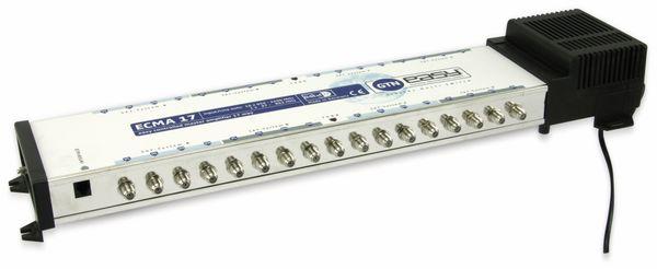 Kaskaden-Verstärker GTN easy ECMA 17, Master, 17-fach - Produktbild 3