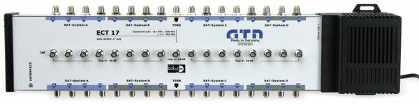 SAT-Multischalter GTN easy ECT 17