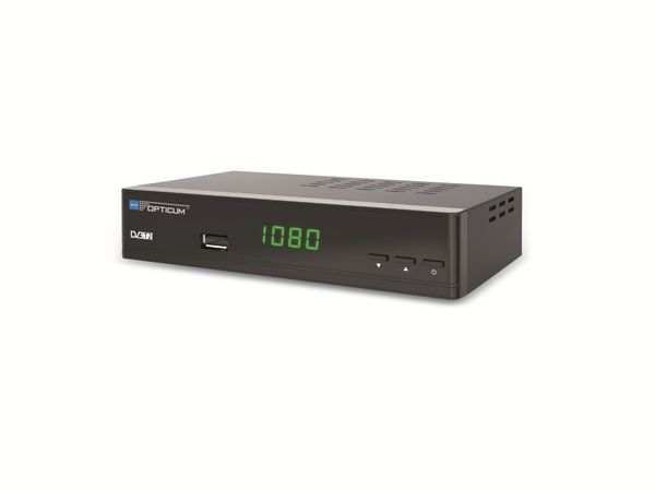 DVB-T2 Receiver OPTICUM T90 HEVC, B-Ware