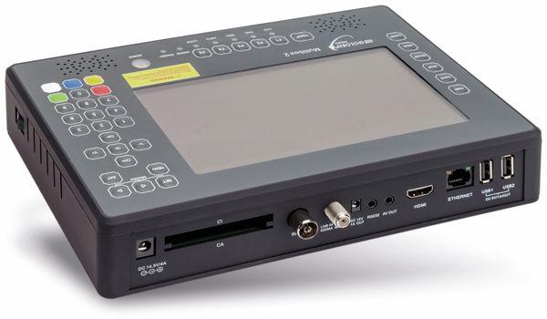 Antennenmessgerät GOLDEN MEDIA MULTIBOX V2, B-Ware - Produktbild 1