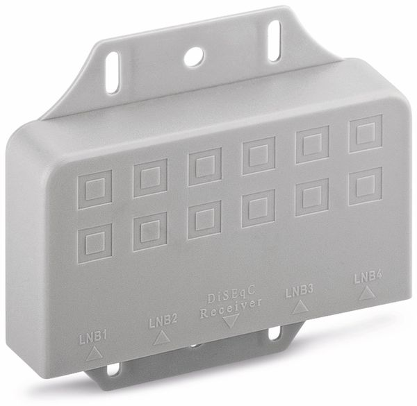DiSEqC-Schalter GOOBAY 67007, 4x1, 2.0 - Produktbild 2