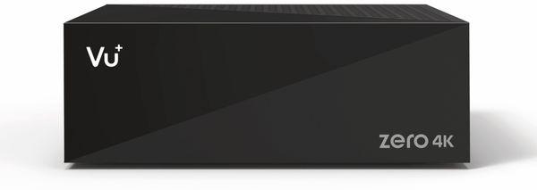 DVB-C HDTV Receiver VU+ Zero 4K, Linux, schwarz