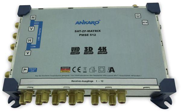 SAT-Multischalter ANKARO PMSE512, 5/12 - Produktbild 3